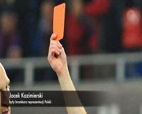 Jacek Kazimierski o czerwonych kartkach dla bramkarzy: Nie zgadzam się z tym przepisem (WIDEO)