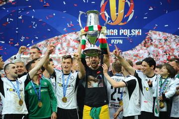 Wielki finał Pucharu Polski na Stadionie Narodowym dla Legii! Jodłowiec trafiał do obu bramek!