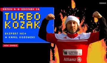 """Kamil """"Turbokozak"""" Kosowski - tego się nie zapomina, co za krzyżaki! (WIDEO)"""