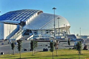 Soczi 2014. Obiekty zimowych igrzysk olimpijskich (GALERIA)