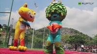 Zaprezentowano maskotki igrzysk. Imiona wybiorą kibice