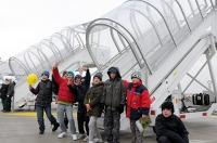 Lotnisko zachwyciło mieszkańców Lubelszczyzny (oglądaj ZDJĘCIA i WIDEO)