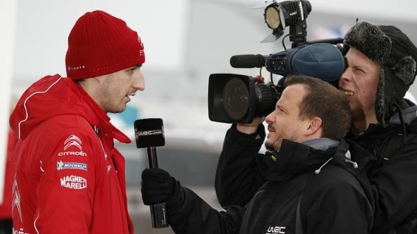 Robert Kubica wystartuje w  barwach M-Sport