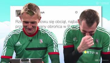 Jak popularni piłkarze z Ekstraklasy radzą sobie na Twitterze? (WIDEO)