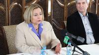 Wanda Nowicka spotkała się z wyborcami w Kaliszu