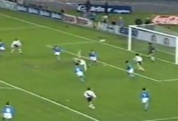 Hernan Crespo - 40. urodziny argentyńskiej legendy. 19 lat temu tak trafił z przewrotki (WIDEO)