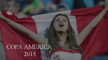 Piękne fanki Copa America 2015 (WIDEO)