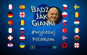 Wylosuj Polakom rywali na Euro 2016! Bądź jak Gianni [SYMULACJA]
