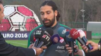 """Turcy gotowi na decydujące mecze el. Euro 2016. """"Musimy w nich zagrać tak jak przeciwko Holendrom"""" [WIDEO]"""