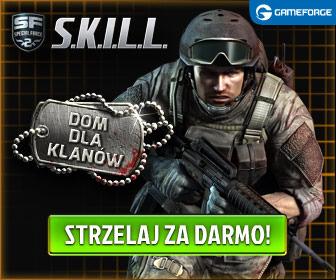 S.K.I.L.L. Zostań żołnierzem w grupie specjalnej. Lubisz Counter-Strike i Battlefielda? [GRAJ ZA DARMO]
