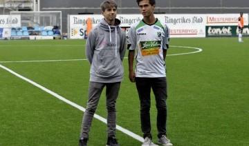 Rekord Odegaarda pobity. Kreshnik Krasniqi najmłodszym piłkarzem jaki zagrał w Norwegii