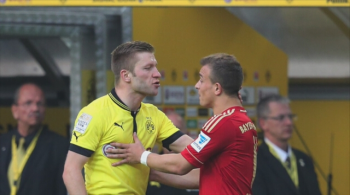 """Shaqiri zastąpi Błaszczykowskiego w Borussii Dortmund? """"Będzie walczył do końca"""" (WIDEO)"""