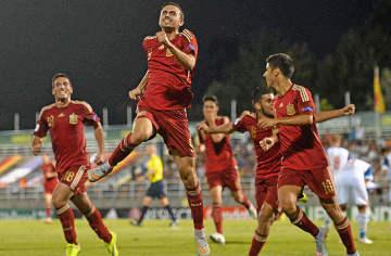 Trafił w finale i został królem strzelców! 18-latek z Realu Madryt gwiazdą ME U-19 (KLASYFIKACJA, BRAMKI)