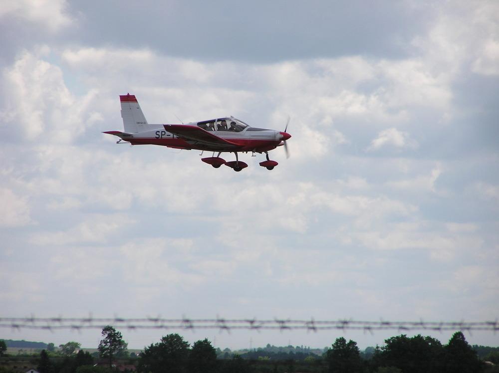Samoloty na Lotnisku Lublin