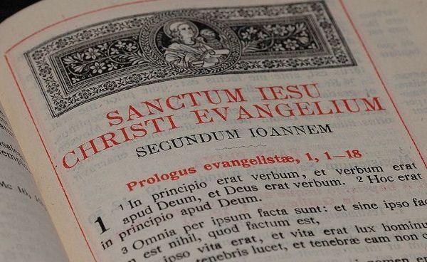 Znalezione obrazy dla zapytania język liturgiczny kościoła katolickiego