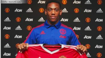 """Nowa """"dziewiątka"""" w Manchesterze United. Utalentowany Francuz trafił na Old Trafford"""