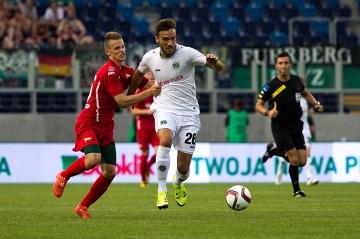 Lotto Cup, dzień drugi: Lechia Gdańsk – Hannover 96 (GALERIA)