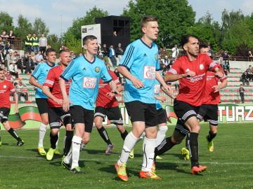 4. liga: Unia Turza Śląska - Podlesianka Katowice 6:1 (GALERIA)