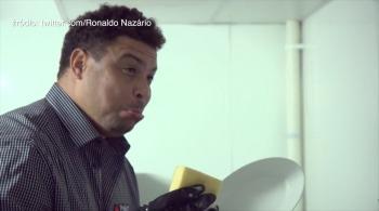 Ronaldo na zmywaku. Były piłkarz przegrał karciany pojedynek z Rafaelem Nadalem