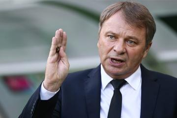 Pawłowski: Grałem w pucharach jako piłkarz, teraz chcę jako trener (WIDEO)
