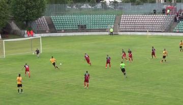 Bramki z meczu GKS Tychy - GKS Katowice 0:3 (WIDEO)