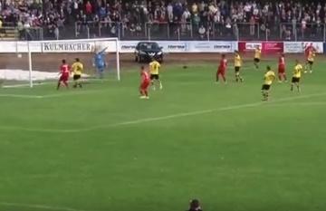 Brat Francka Ribery'ego znów strzelił fenomenalnego gola! Tym razem w stylu Marco Van Bastena (WIDEO)