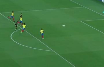 Piękny gol Chicharito w meczu towarzyskim (WIDEO)