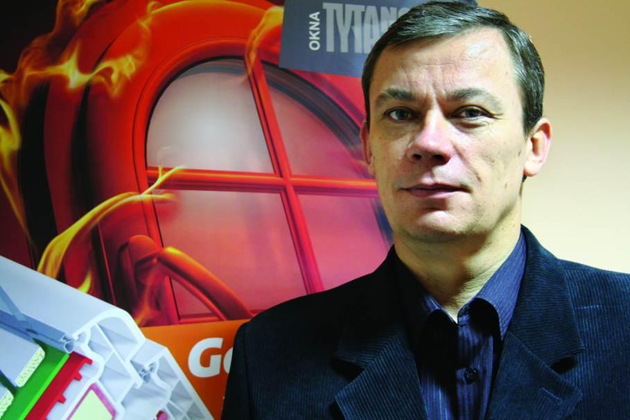 Artur Głuszcz, Dyrektor ds. Produkcji w firmie MS więcej niż OKNA