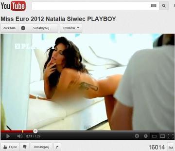 """Kulisy rozbieranej sesji zdjęciowej Natalii Siwiec dla """"Playboy'a"""""""