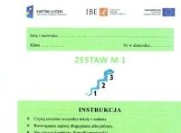 Sprawdzian trzecioklasisty OBUT 2013. Matematyka M1, M2 [ARKUSZE, TEST, ZADANIA, PYTANIA]