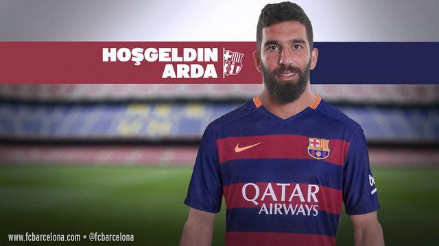 Arda Turan piłkarzem Barcelony! Niecodzienna klauzula w umowie transferowej