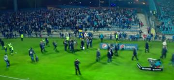 102. Wielkie Derby Śląska z lotu ptaka (WIDEO)