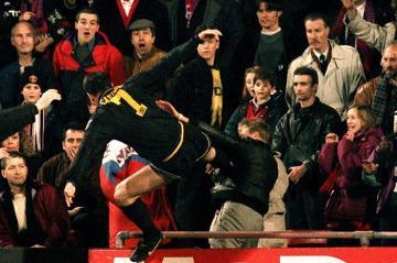Kung fu Cantona - to już 20 lat!