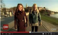Siostry Radwańskie w telewizji CNN [VIDEO]