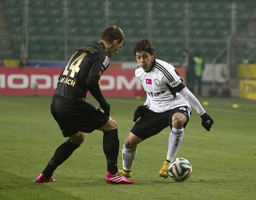 """Legia jedzie do Białegostoku. """"Doceniamy jakość Jagiellonii"""" (WIDEO)"""