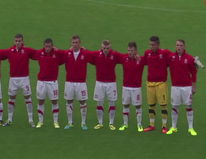Puchar Syrenki | Polacy pokonali Łotyszy po bramce Wojtkowskiego (WIDEO)