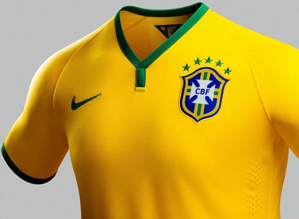 Brazylia: Nike