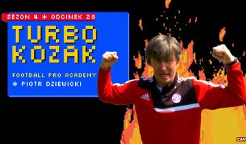 """Piotr Dziewicki w Turbokozaku. """"Wybij, przetnij, długa - to lubię"""" (WIDEO)"""