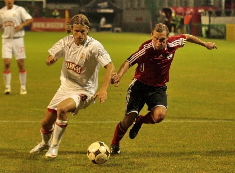 Bułgarowi przyjdzie rywalizować o miejsce w składzie z Łukaszem Broziem