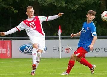 17-letni Szymon Walczak już strzela dla FC Koeln!