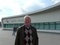 Lotnisko Lublin może przyciągnąć ponad pół miliona pasażerów rocznie