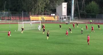 Bramki z meczu Pogoń Siedlce - GKS Katowice 2:0 (WIDEO)