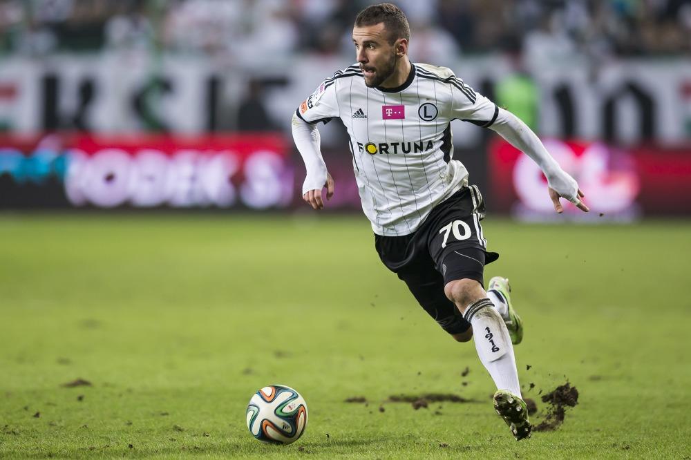 Legia lepsza od Pogoni. Bramka Orlando Sa zapewniła Wojskowym fotel lidera