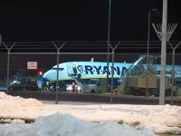 Pierwszy lot Ryanaira z Liverpoolu na Lotnisko Lublin