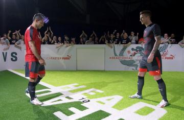 Instynkt smoka Reusa i Aguero - Puma Dragon wkracza do gry (GALERIA, WIDEO)