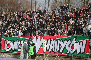 Kibice na meczu Zagłębie Sosnowiec - GKS Katowice [ZDJĘCIA]
