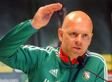 Berg o ostrych słowach Probierza: Nie będę ich komentować, byliśmy lepszym zespołem