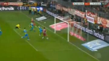 """Kolejny gol """"Lewego"""" w Bundeslidze. Polak dobił Kolonię (ZOBACZ BRAMKĘ)"""