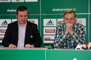 Sebastian Mila ze łzami w oczach pożegnał się ze Śląskiem Wrocław (ZDJĘCIA, WIDEO)