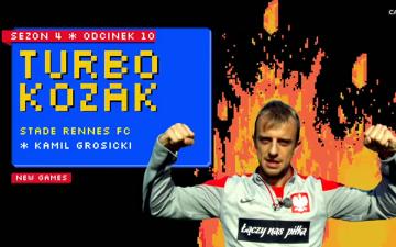 Kamil Grosicki w Turbokozaku (WIDEO)